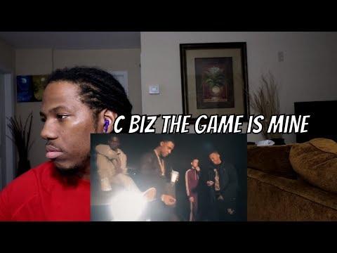 C BIZ - The Game's Mine[REACTION]🔥🔥🔥🔥