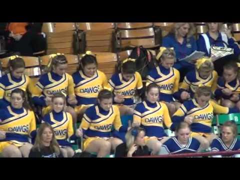 Dove Creek High School Cheer