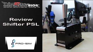 Review Shifter PSL de Pro-Sim -  Simrace Blog