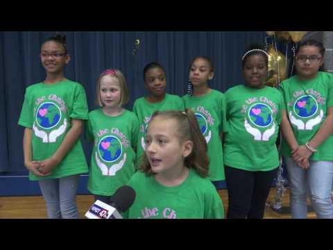 Prince Street Elementary students take to the stage to prevent bullying - 47ABC