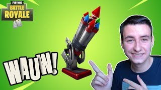 ER KOMEN BOTTLE ROCKETS IN FORNITE!! - Fortnite Battle Royale #280 (Nederlands live)