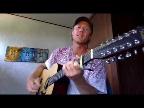 Island of the Sun 12 String Guitar Fingerpicking Song Final Cut - Ylia Callan