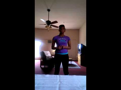 Coco Jones -Good to be home cover by me, Jada:)
