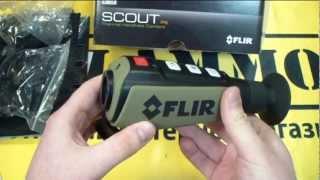 Тепловизор FLIR Scout PS24 для охоты. Видео-обзор с демонстрацией работы(, 2013-04-04T11:28:33.000Z)