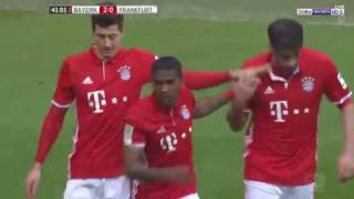 مشاهدة مباراة بايرن ميونخ وآينتراخت فرانكفورت بث مباشر بتاريخ 11 03 2017 الدوري الالماني