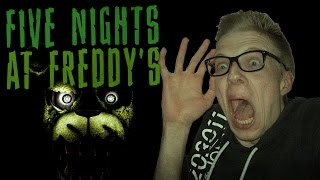 LEKKER SCHRIKKEN! - Five Nights at Freddy's 3