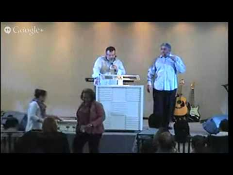 Profeta Kevin Leal - SEMENTES - EPA Campo Grande - MS - 27/08/2014