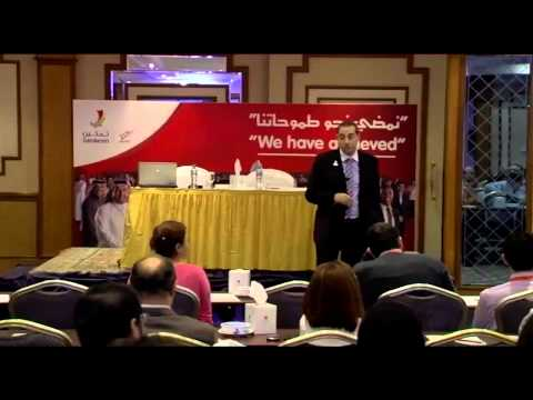 Saer Imad Entrepreneurs How to set real objectives and Priorities Part 2