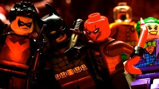 Lego Batman - Under the Red Hood
