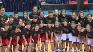 《體貼‧香港》 全港學界精英籃球比賽決賽