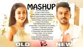Old Vs New Bollywood Songs Mashup 2021 || Bollywood Romantic Songs Mashup || Indian Songs Mashup