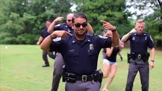 Tega Cay police join national lip sync challenge with 'Ridin''