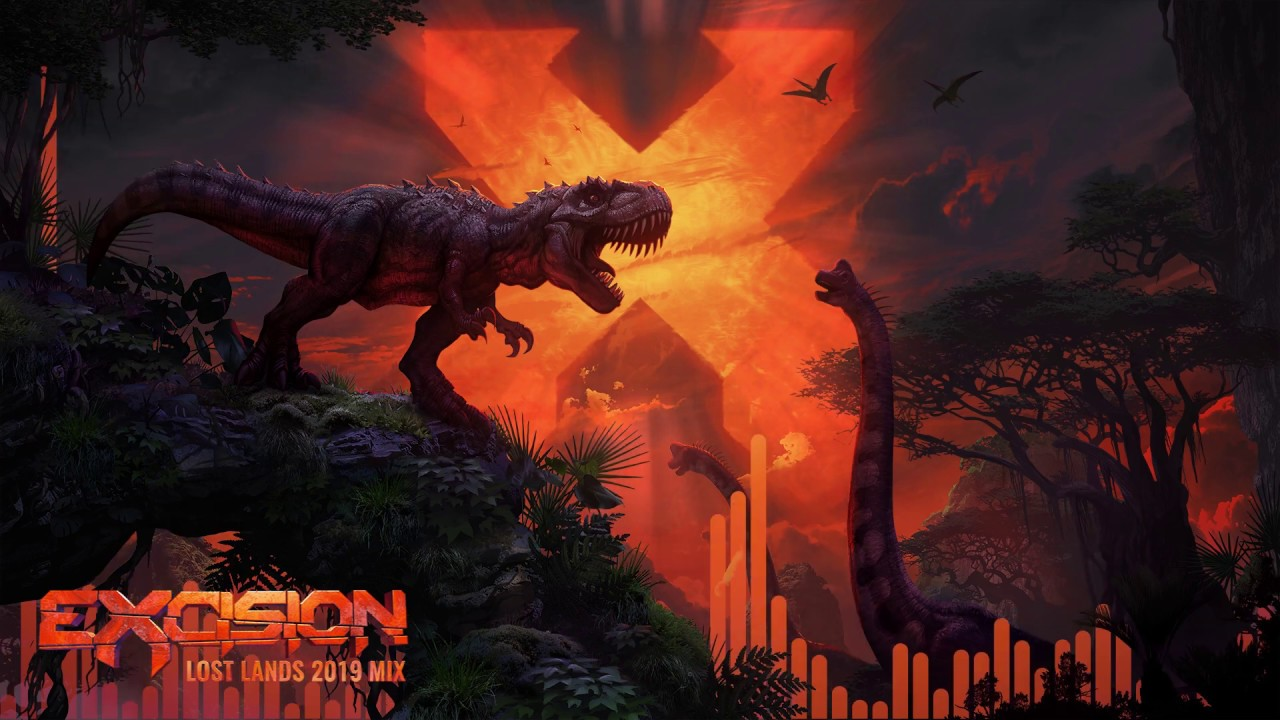 Download Excision - Lost Lands 2019 Mix [Official Visualizer]