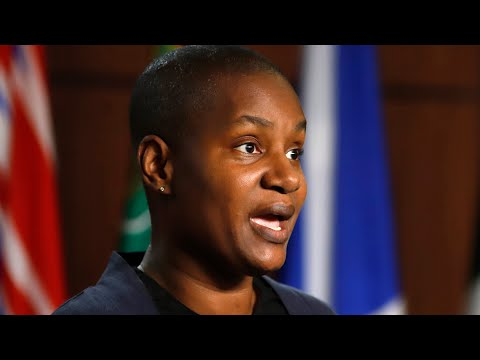 'You are no feminist': Annamie Paul blasts Prime Minister Trudeau for poaching MP