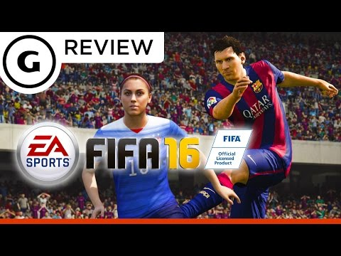FIFA 16 - Review