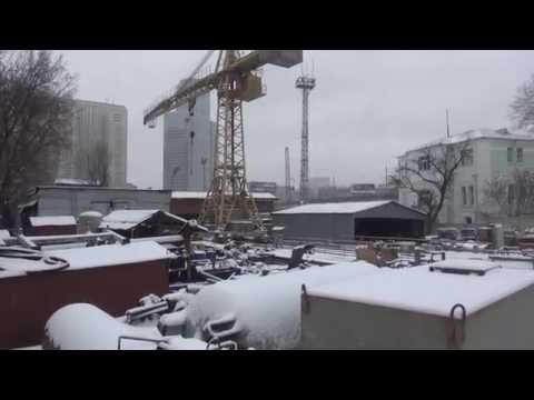 Discovery - Монтажный цех метростроя. СМУ-6