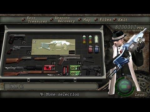 Cara Mendapatkan Senjata INSTANT KILL Aka P.R.L. 412 - Resident Evil 4