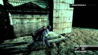 Splinter Cell: Conviction - King of the crypt guide