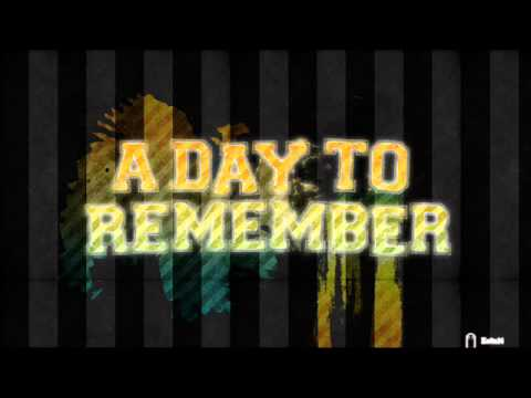 A Day To Remember - The Plot To Bomb The Panhandle (Sub Español)