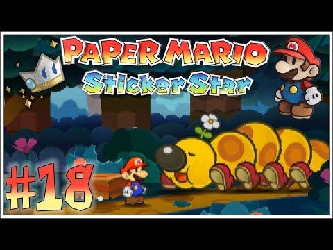 PAPER MARIO STICKER STAR #18 ☆ Ein Wiggler ☆ Let's Play Paper Mario Sticker Star