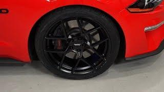 Mustang Wheel Overview: American Racing AR924 Crossfire 2005-2018