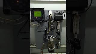 Hydrogen/Sodium Analyser Calibration