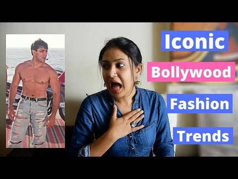 Iconic Bollywood Fashion Trends   Captain Nick