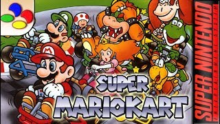 Longplay of Super Mario Kart