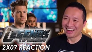 Repeat youtube video DC's Legends of Tomorrow 2x07 Reaction and Review