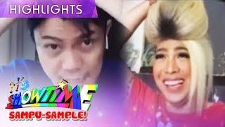 vhong gives a punishment to Vice Ganda's team   It's Showtime
