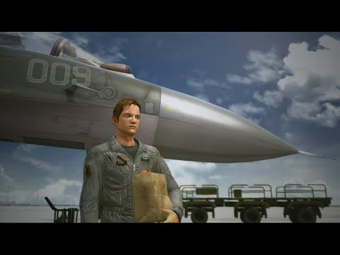Ace Combat 6     Mission 10     Ragno Fortress