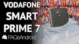 Vodafone Smart Prime 7: análisis de un Android de gama baja