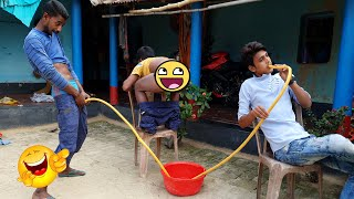 Must Watch New Funny Comedy Videos 2019 | Episode 30 | #LungiFun