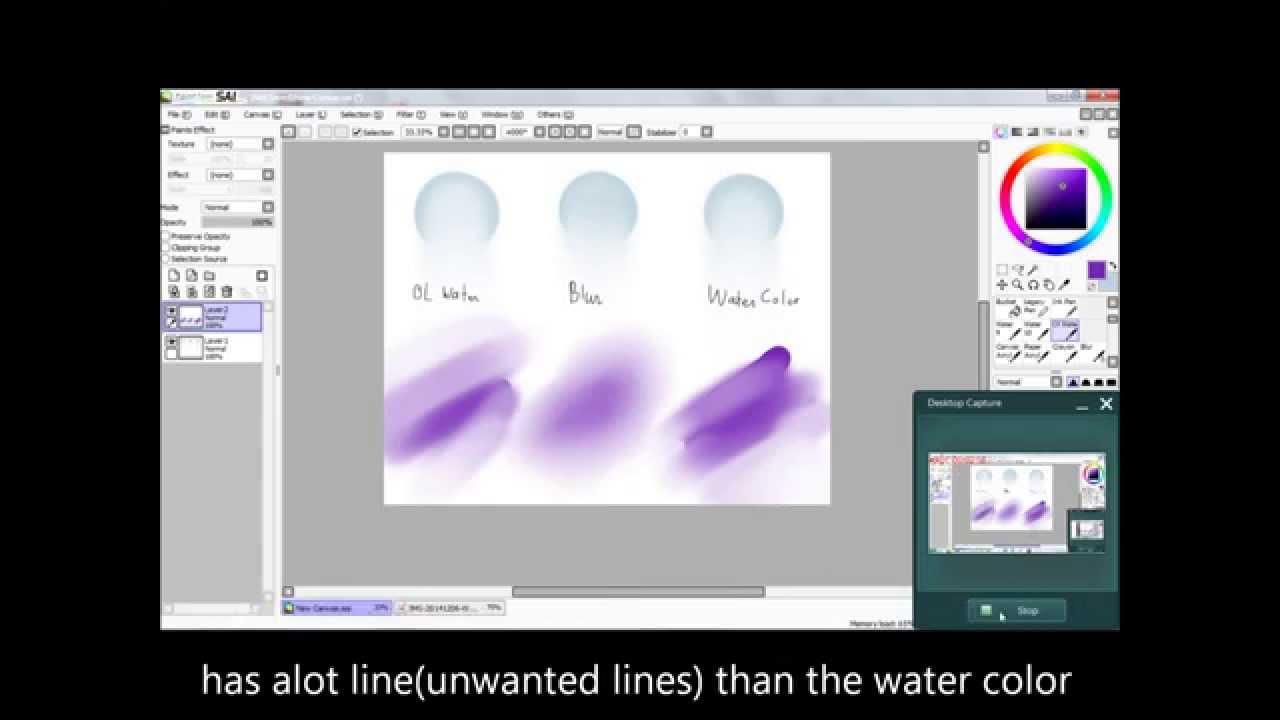 Paint Tool Sai Liquify