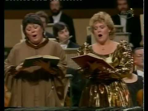 Verdi: Messa da Requiem - Cardiff 1987 (Price, Jones, Burrows, Lloyd)