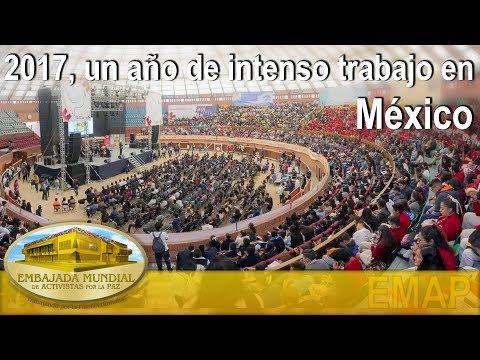2017, un año de intenso trabajo en México   EMAP