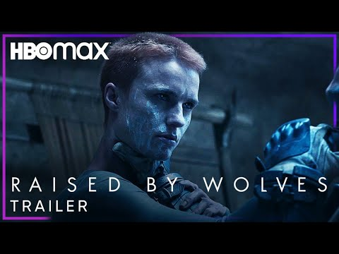 Raised by Wolves   New Trailer   HBO Max