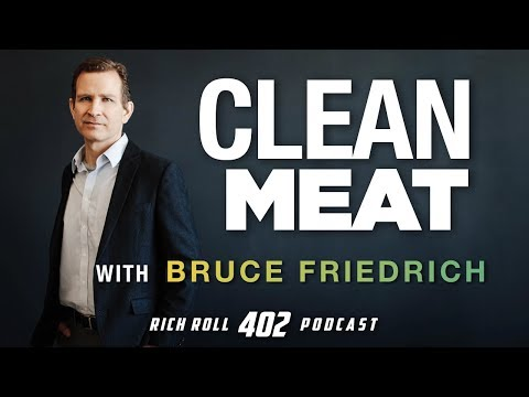 The Clean Meat Revolution | Rich Roll Podcast