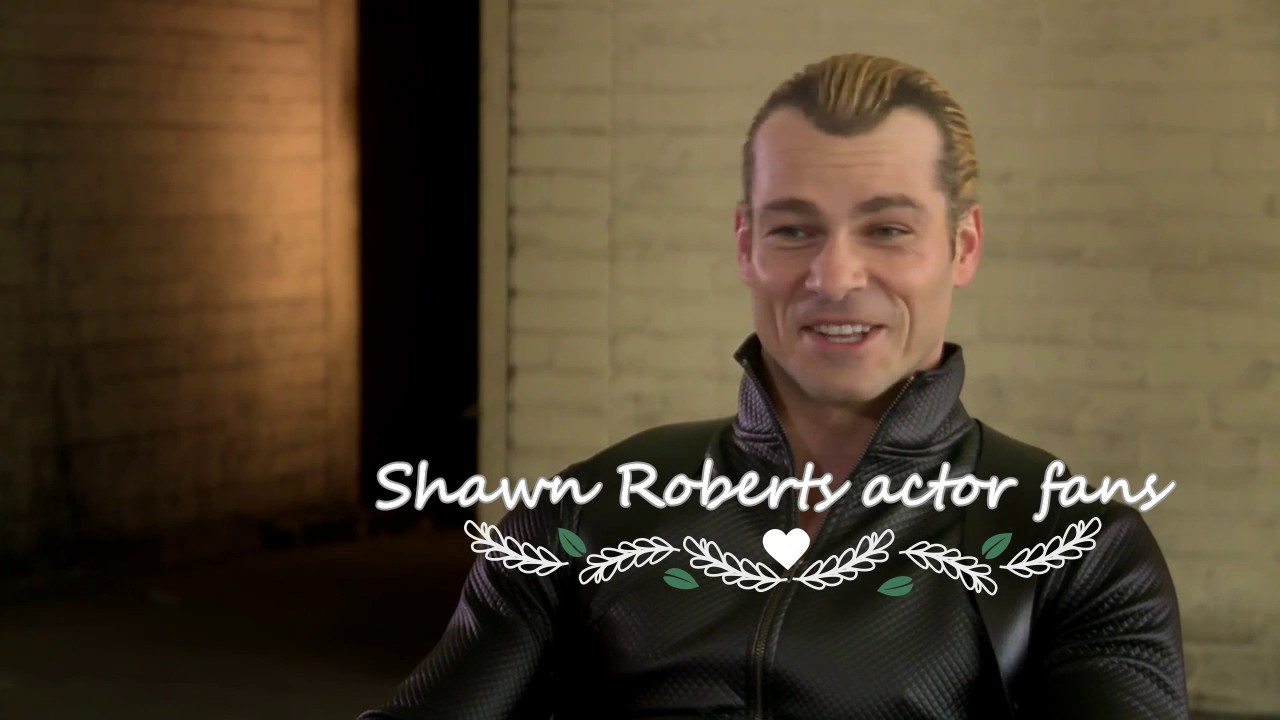 Shawn roberts dating