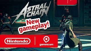 Nintendo Presents: ASTRAL CHAIN (gamescom 2019)