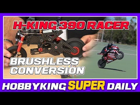 HK-390 Racer Bike