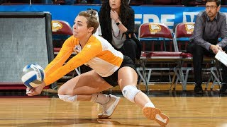 2019 Big South Volleyball Championship Slow Motion Highlights