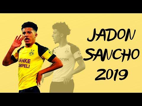 jadon-sancho-amazing-skills-2019-•-say-my-name-•-hd