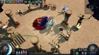 POE 2.4 LL Pathfinder Blade Vortex Shaper Realm
