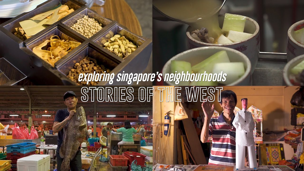 Our Stories In The West | Exploring Singapore Towns