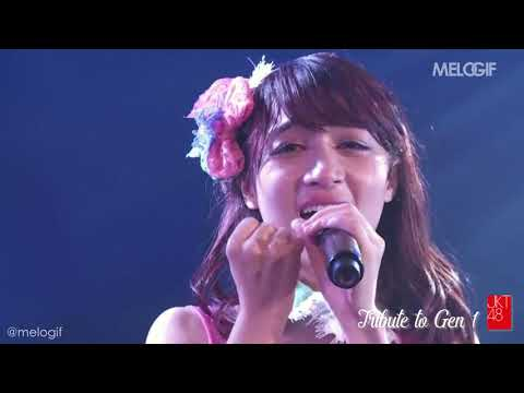 JKT48 Karena Kau Ada Untukku #Tribute to Gen 1