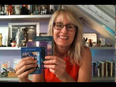 Sagittarius Love & Romance October November December 2017 Tarot Reading by Sloane Rhodes