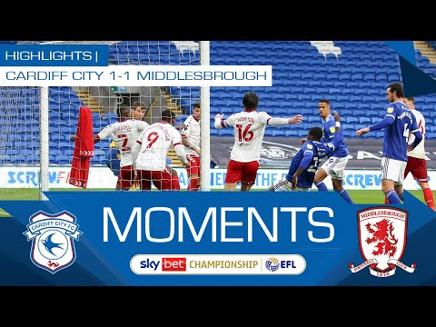 Cardiff Middlesbrough Goals And Highlights