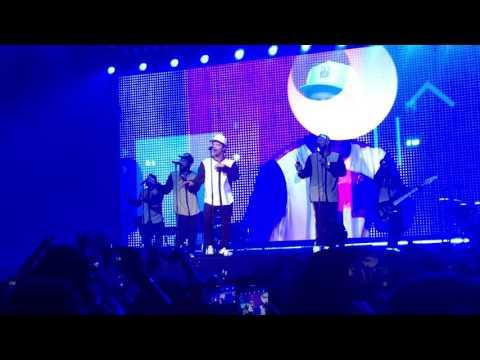That's What I Like - Bruno Mars @ The O2 London 18/04/17
