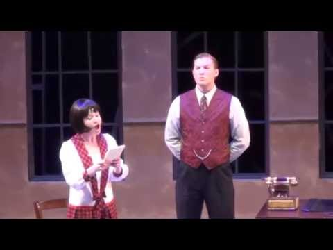 The Speed Test -Thoroughly Modern Millie